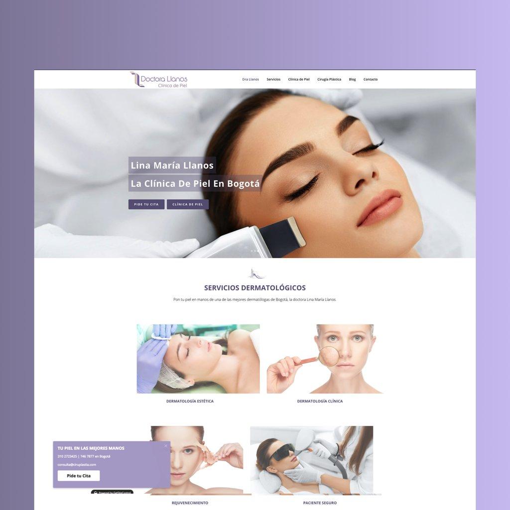 Diseño de páginas web en Medellín