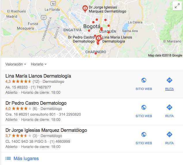 SEO Local Medellín
